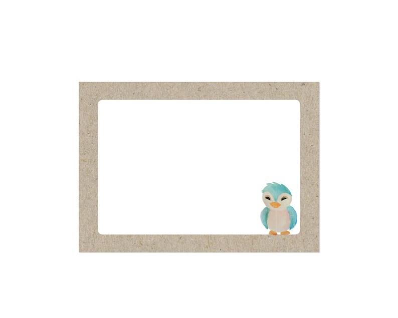 12x owl address labels