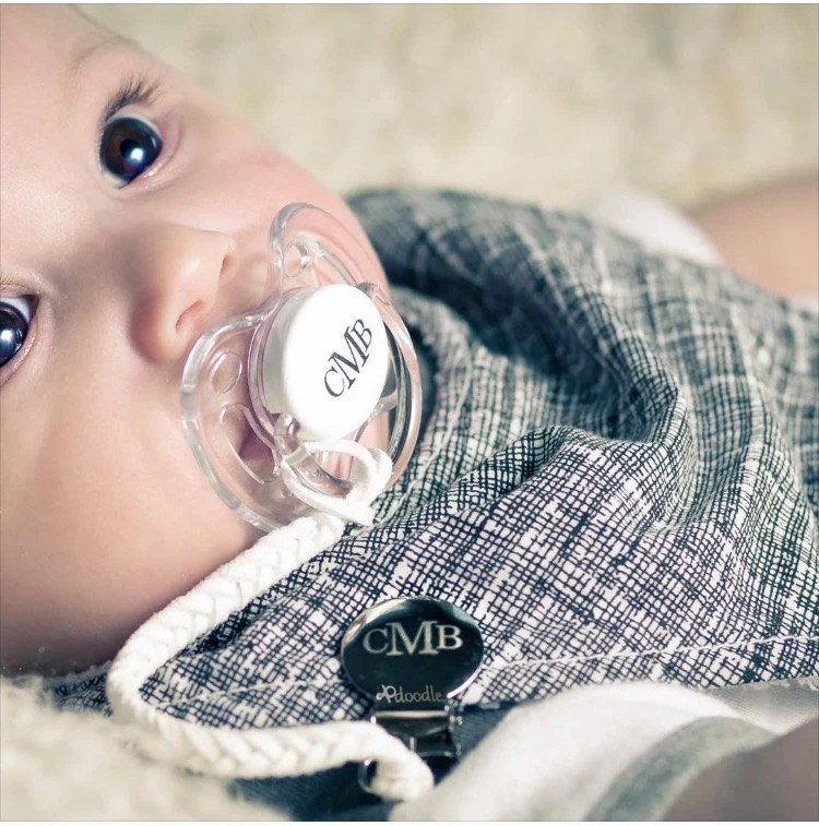 personalized pacifier baby pacifier