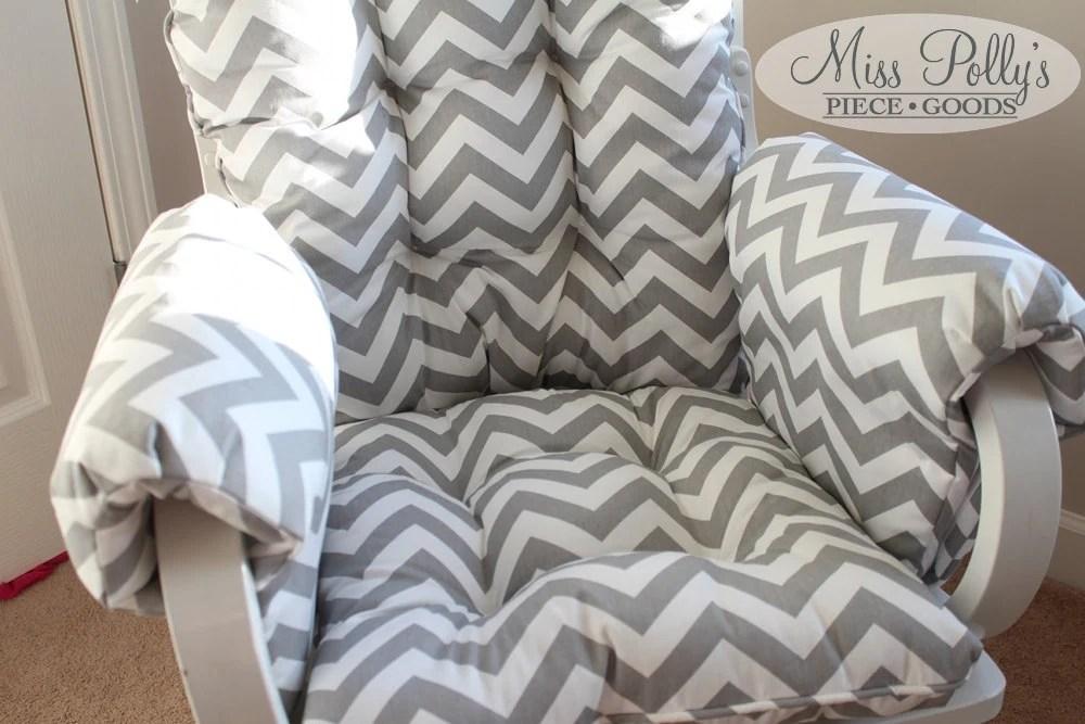 cushions for glider rocking chairs vladimir kagan nautilus chair rocker etsy image 0