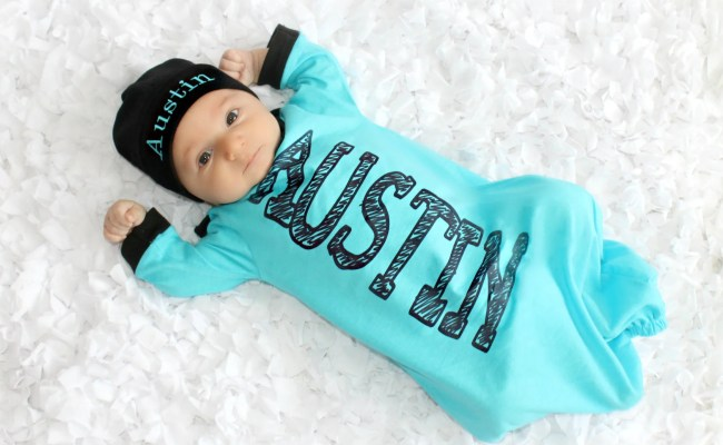 Newborn Boy Outfit Baby Boy Coming Home Outfit
