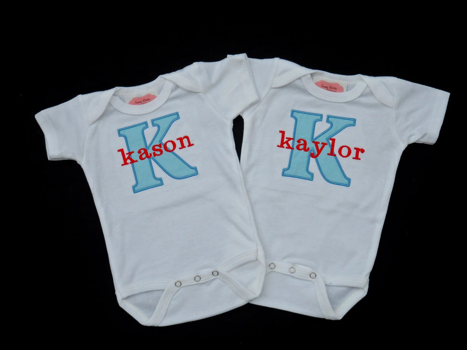 twins outfits personalized twin