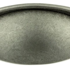 Kitchen Knobs Rta Cabinets Online Etsy Antique Pewter Cup Pulls Colonial Silver Pull Knob