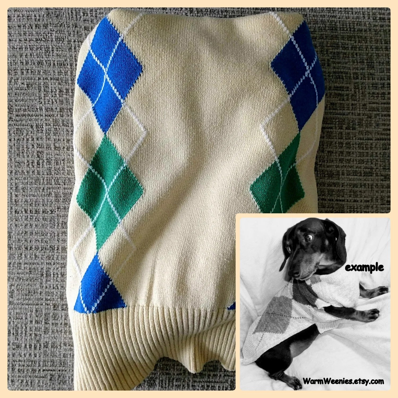 dachshund pajamas etsy
