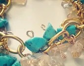 Blue Champagne Bracelet...