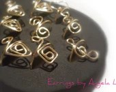 Triangle Swirl Egyptian T...