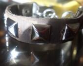 Rustic Unisex Leather Bra...