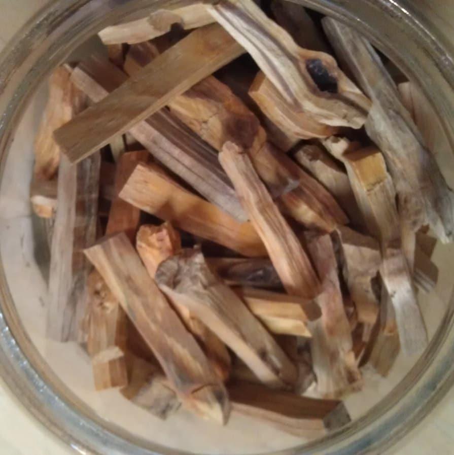 Oily Wood