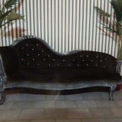 Fainting Sofa Purple Sectional Craigslist Michigan Couch Etsy Victorian Black Halloween Haunted Gothic Miniature Chaise Settee Furniture