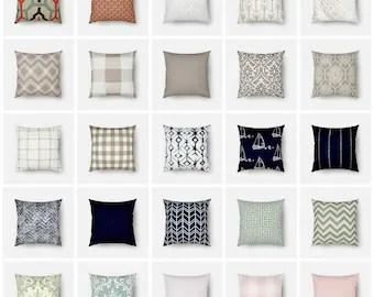 cheap throw pillows etsy