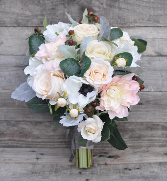 WinterHochzeit Blumen Brautstrau Andenken Blumenstrau