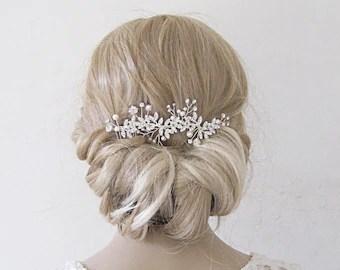 bridal hair accessories wedding hair accessories bridal hair comb bridal hair piece wedding hair piece wedding hair comb bridal hair clip