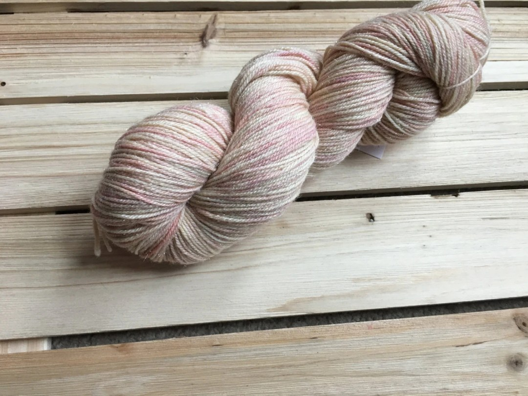 Hand Dyed Sock Yarn - Soc...
