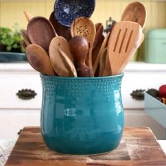 Kitchen Tool Holder Nija Extra Large Utensil 16 Colors Green Blue Etsy