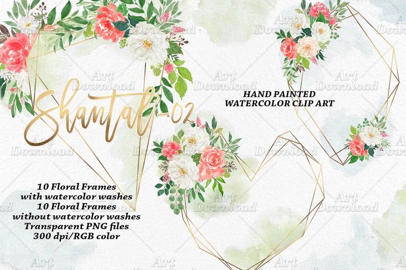 Navy Blue Bridal Shower Invitations