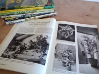 Vintage Sunset Travel Guide Books / Magazines - 1950s ...