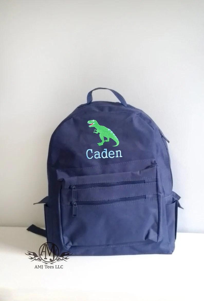 personalized toddler backpacks dinosaur