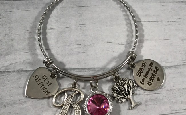 Gift For Stepmom Personalized Gift For Stepmom Best