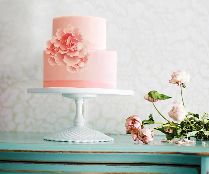 Cheap Cake Stand / Budget Wedding Cake Stand
