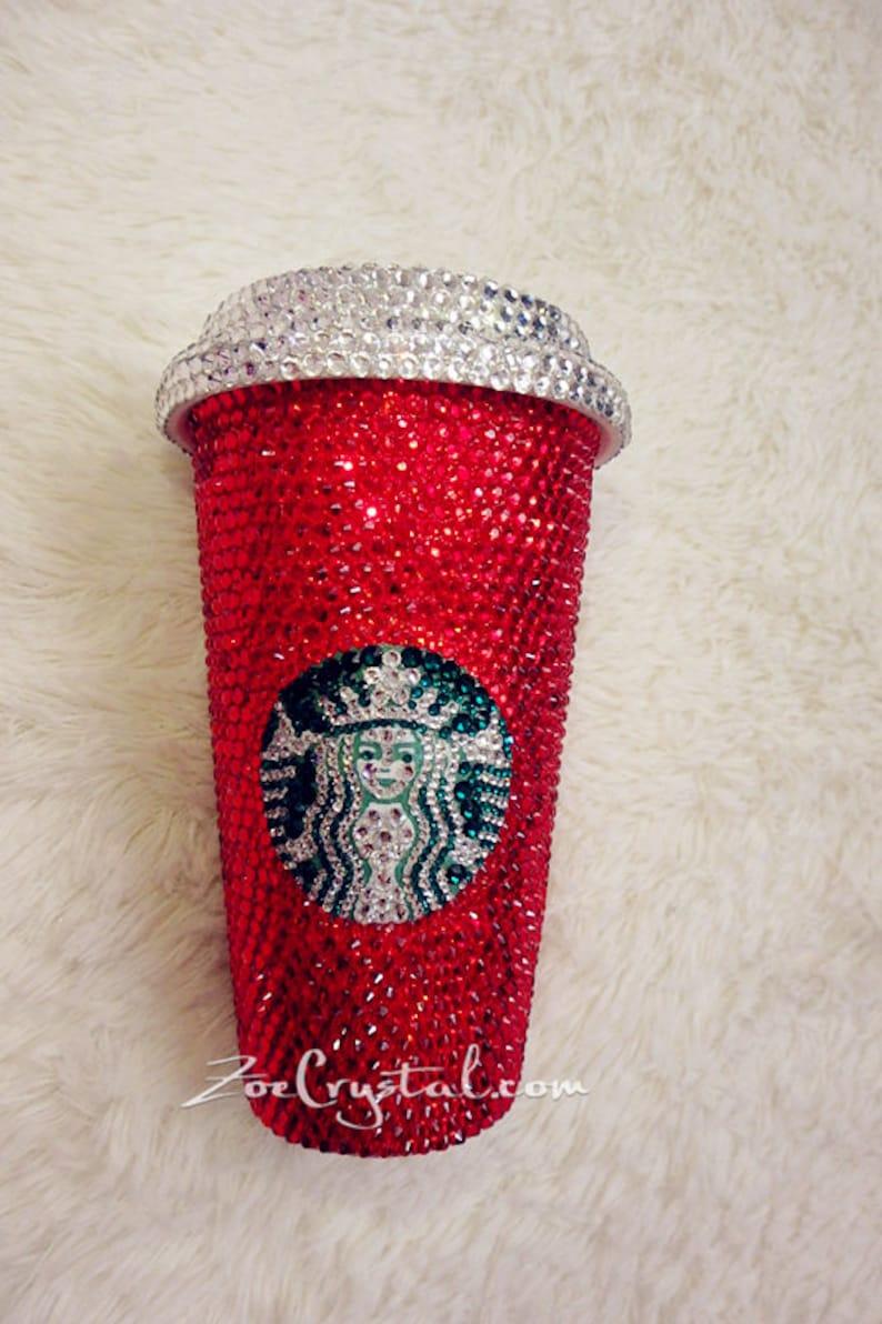 Starbucks Crystal Tumbler
