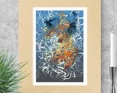 Abstract painting | Print...