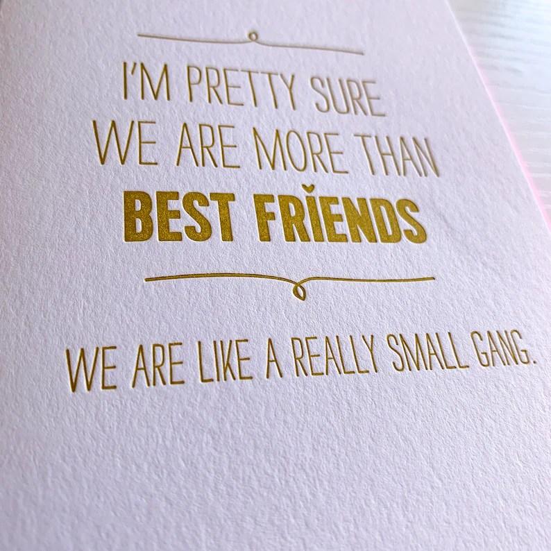 friendship card birthday card