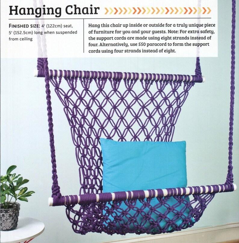 pdf macrame pattern hanging