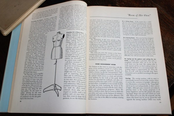 Singer Vintage Sewing Books - Year of Clean Water