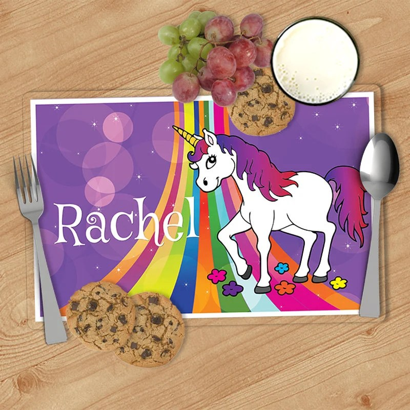 kids placemats etsy