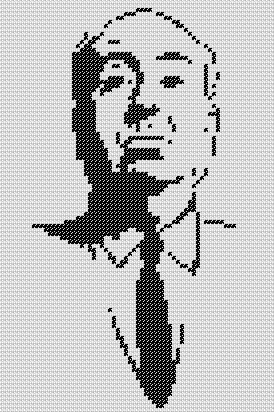 PATTERN: Linus Van Pelt Cross Stitch