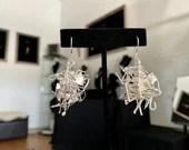Squirm Fused Earrings