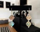 Shiny Shell Earrings