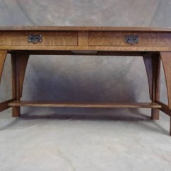 Stickley Leopold Chair For Sale Covers Jf Furniture Etsy Library Table 615 Mission Oak Arts Crafts Desk