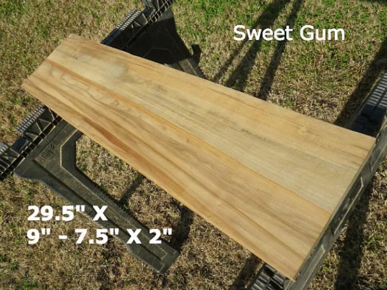 Sweet Gum Tree Wood Uses