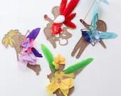 Flower Fairies Mini Art Kit