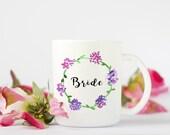Bride Coffee Mug, Wedding...