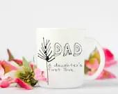 Dad Mug, Dad Coffee Mug, ...
