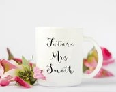 Personalized Bride Coffee...