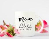 Personalized Mom Mug, Mom...