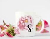 Personalized Letter Mug, ...