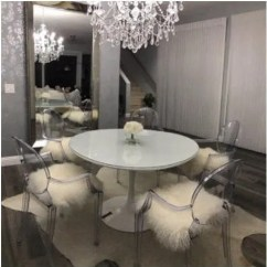 Fur Chair Cover Rent Covers Indianapolis Etsy Mongolian Lamb Or Stool