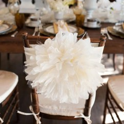 Paper Chair Covers For Weddings Gold Wedding Chairs Peony Flower Cover Chiavari Bride Etsy And Groom Sash Decoration Fancy