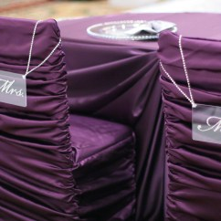 Elegant Chair Covers For Wedding Bedroom Dfs Etsy Clearance Purple Plum Special Satin Cover Decoration Chiavari Quinceanera Banquet