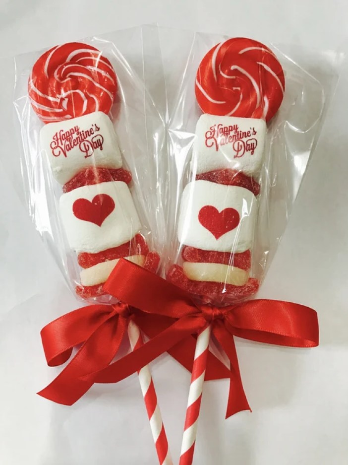 bombones de san valentin