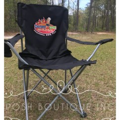 Soccer Mom Covered Chairs What Is A Side Chair Custom Folding Personalized Groomsman Gift Camp Gallery Photo