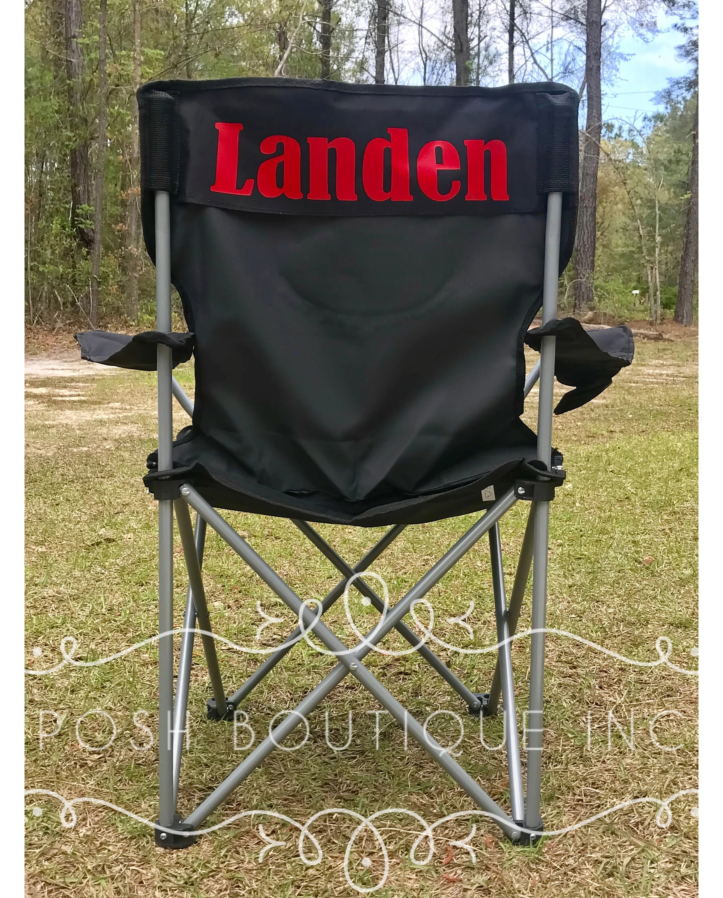 soccer mom covered chairs swing chair two seater monogrammed groomsman gifts spend
