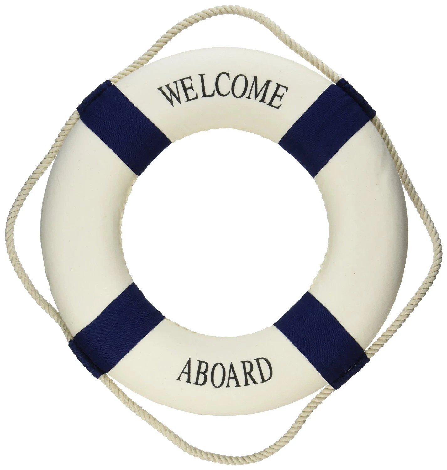 nautical life ring accent