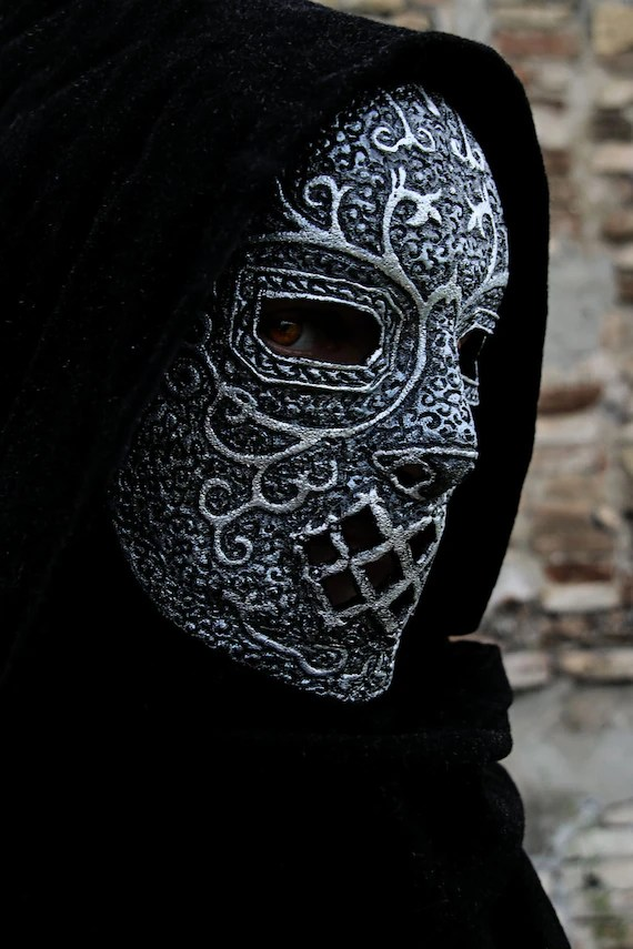 Death Eater Masks And Their Owners : death, eater, masks, their, owners, ORDER, Death, Eaters, Potter, Harry, Cosplay