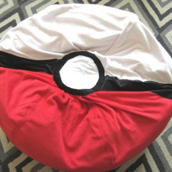 Bean Bag Chair Covers Canada Amazon Desk Chairs Tween Adult Pokemon Cover Only Fill Etsy Image 0