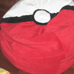 Custom Bean Bag Chairs Canada Chair Cover Rentals Mobile Al Pokemon Standard Add A Name Up To 5 Yrs Etsy