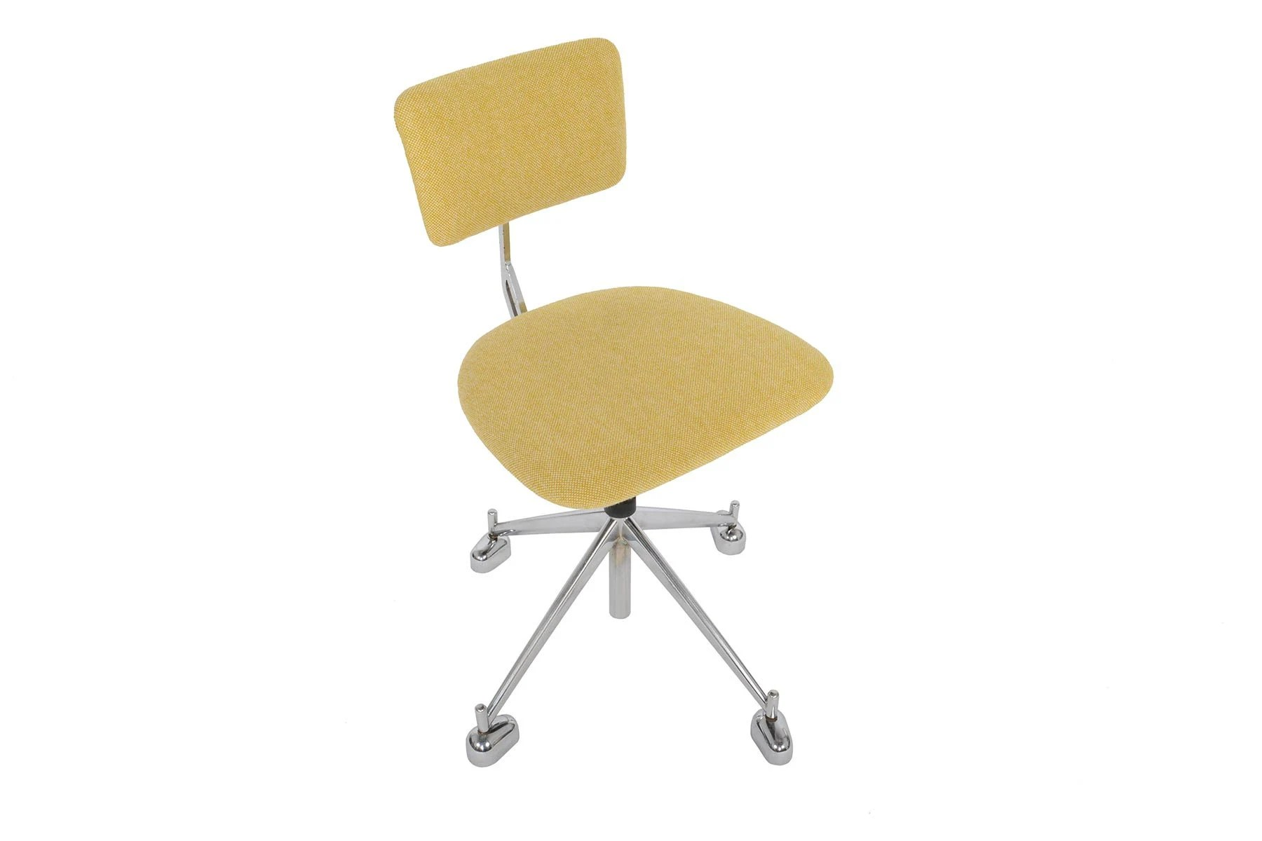 Kevi Chair Danish Mid Century Modern Rolling Office Chair By Kevi